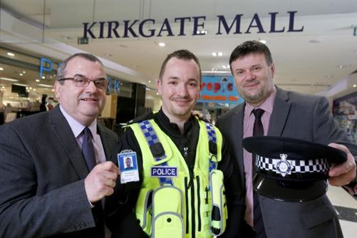 Kirkgate Joins the Frontline with Special Constables