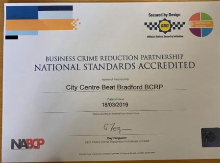 City Beat receives National Accreditation