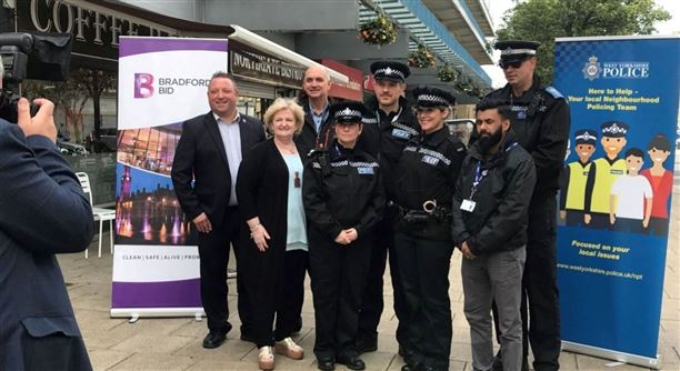 Bradford BID & West Yorkshire Police Launch 'Unique' Bid To Tackle Street-Drinking